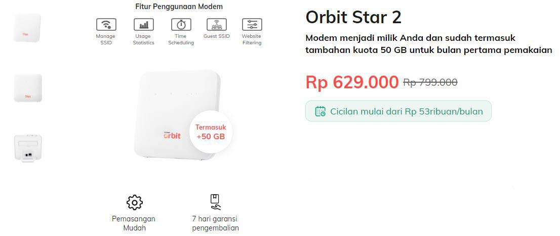 Orbit Star 2 1