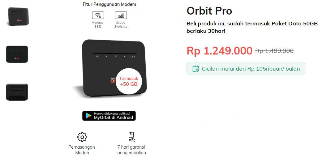 orbit Pro 1